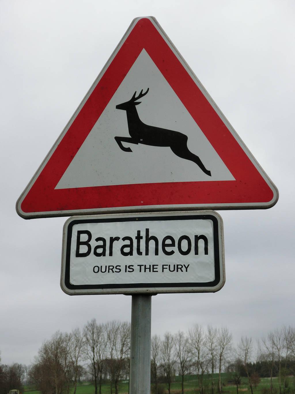 Baratheon by sykonurse