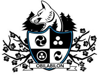 Kitsune crest by obilabilon
