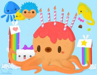 Birthday by pronouncedyou
