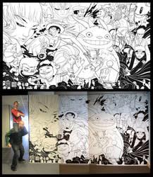 Weber SG Mural by FabianMonk