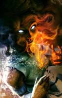 Legend of Korra by FabianMonk