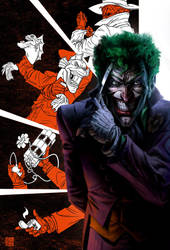 Sideshow Collectibles: The Joker by FabianMonk