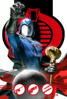Sideshow Collectibles: Cobra Commander by FabianMonk