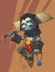 Deadman by FabianMonk