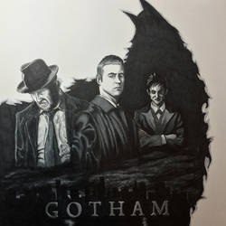 Gotham by amonkeyonacid