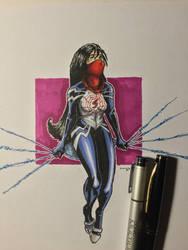 Silk by amonkeyonacid