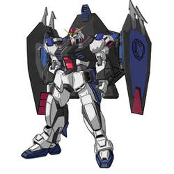 GATX-252A Blau Forbidden by RedZaku