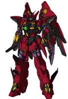 Blitz Epyon Weapons Off by RedZaku