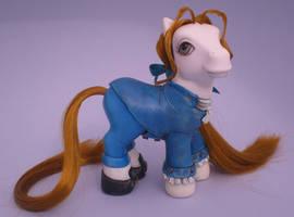 My Little Pony The Vamp Lestat by eponyart
