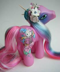 My little pony Kawari by eponyart