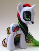 My little Pony G4 VoodooHoodoo by eponyart