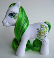 My Little Pony Absinth Dreaming by eponyart