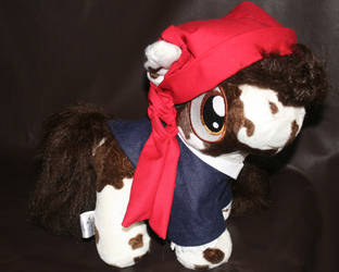 My Little Pony Friendship is Magic Plush Pipsqueak by eponyart