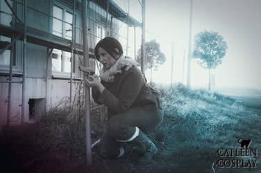 Lara Croft (Rise of the Tomb Raider) by CatleenCosplay