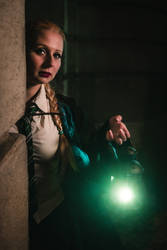 Daphne Greengrass - Harry Potter by CatleenCosplay