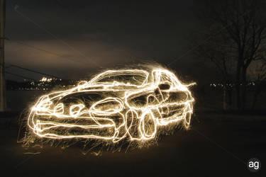 Sparks by AlexandreGuilbeault