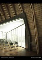 Green City Barn - 3D by AlexandreGuilbeault