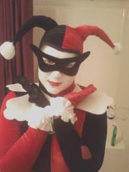 Harley Quinn Ver 1 by Shayminleafeon937