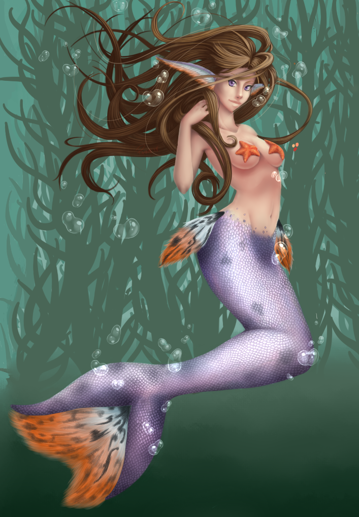 .:Breathe Underwater:. by PaineFullThrottle