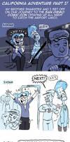 Shrub Monkeys Misc ComicCon by ktshy