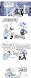 Shrub Monkeys 121 ComicExpo by ktshy