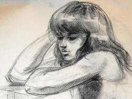 Life Drawing studies by ktshy