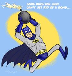 Campy Batman by ktshy