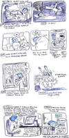 Hourly Comic Day by ktshy