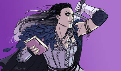 Yasha by ktshy