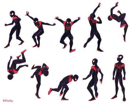 Miles Morales - Spider-Man by ktshy