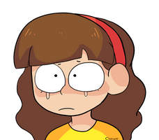 cozy plays pocket mortys and then cries by CozyNosy
