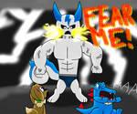 [CE] - Fear Me by Fruit-tea-Flareon