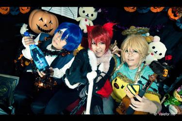 Halloween Transformation by ValeforHo