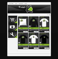 K-style e-shop by kamen911