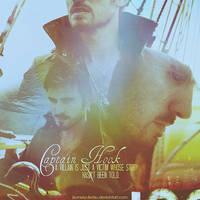 Captain Hook [Once Upon A Time] by IzumeRyuketsu