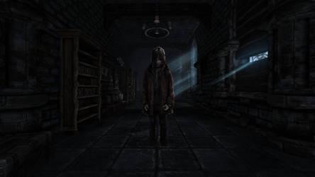 Darkness Re-upload by theshadowX14
