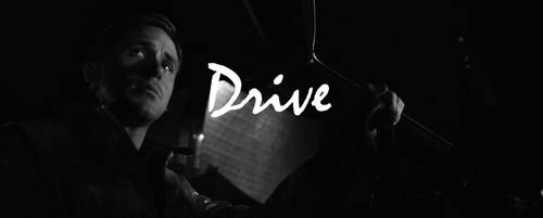 Drive noir  by theshadowX14