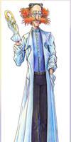 Dr. Ovi Kintobor by Liris-san