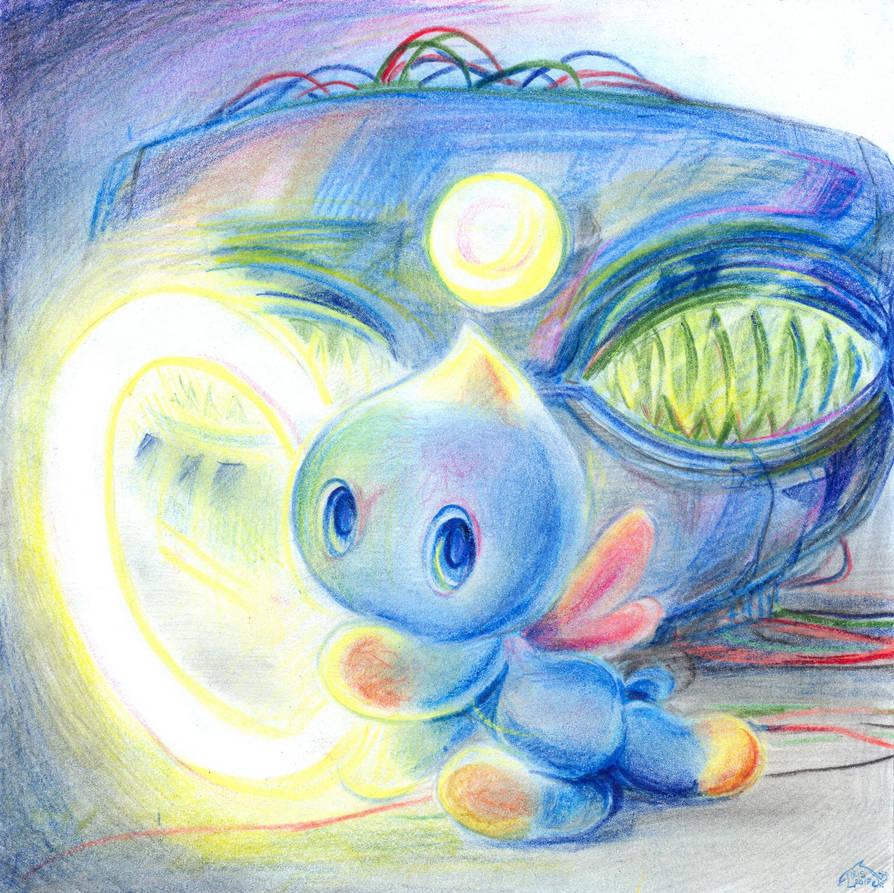 Born by Chaos by Liris-san