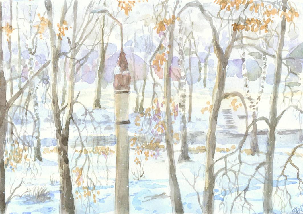 January Day by Liris-san