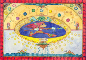 The New World Balance by Liris-san