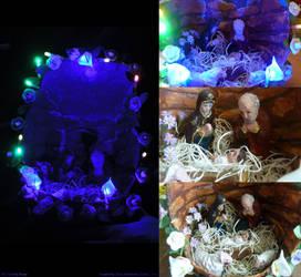 The Nativity Scene by Liris-san