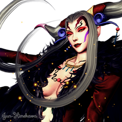 Ultimecia (New GIMP Update!) by Jun-Himekawa