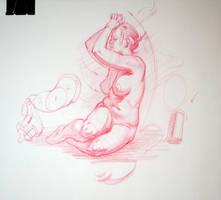 Drawing Tutorial by dangerousllama