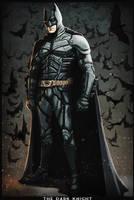 BATMAN the dark knight cartoon version by digitalinkrod