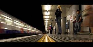 London Underground '2' by deluxer