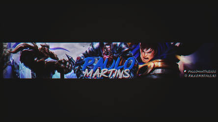 Garen Youtube Cover for Paulo Martins by PrincesaNela