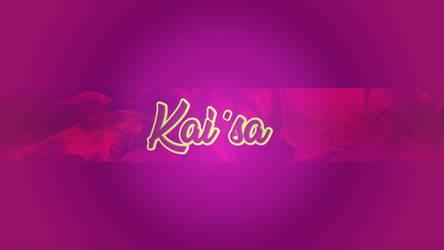 Kai'sa Youtube Cover by PrincesaNela