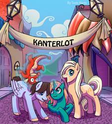 Kanterlot group by tavisharts
