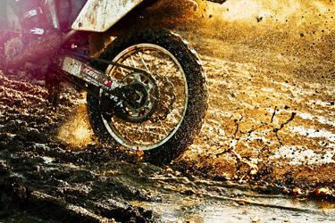 El Mud by Szabiphotograph